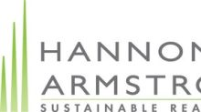 Hannon Armstrong Sustainable Real Estate Announces the Closing of a $10.5 million Commercial Property Assessed Clean Energy (C-PACE) Financing for a Historic Landmark Property in Downtown Sacramento
