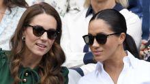 """""""¡Cuida de tus hijos!"""": la frase que supuestamente enfrentó a Kate y Meghan"""