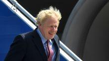 Boris Johnson afirma que UE deve abandonar 'backstop' para evitar um Brexit sem acordo