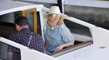 Naomi Watts: Elegancia deportiva en Venecia