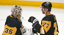 Penguins goalies Jarry, Smith out for finale vs. Sabres
