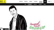 Érythrée: le Prix de l'écrivain de courage décerné au journaliste emprisonné Amanuel Asrat