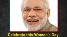Celebrate this Women's Day with spirit of 'equality': PM Modi