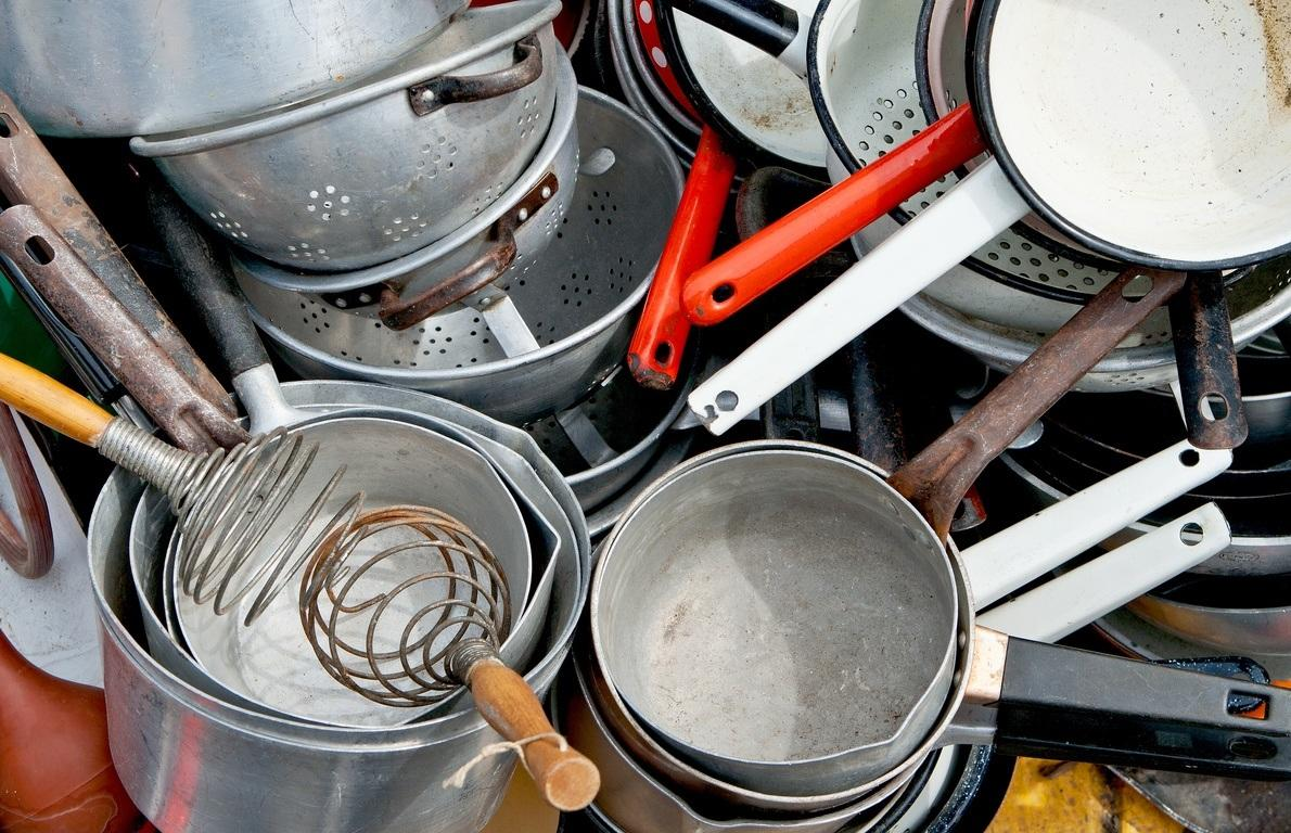 7 pieces of common cookware that can make your food toxic for Aluminum cuisine