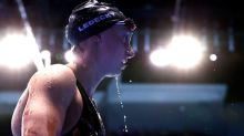 Katie Ledecky has one Olympic Trials swim left, as does her Little Flower buddy