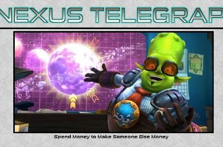 The Nexus Telegraph: The price of doing business in WildStar