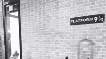 Alan Rickman Fans Create Memorial At Platform 9 ¾