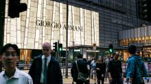 Armani Streamlines Its Brands, Store Network as Sales Drop