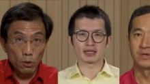GE2020: SDP, RP and SPP candidates pledge to become full-time MPs
