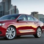Could the Chevy Impala be the next American sedan to go?