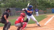Mets' Francisco Alvarez cracks Top 10 list of best catching prospects
