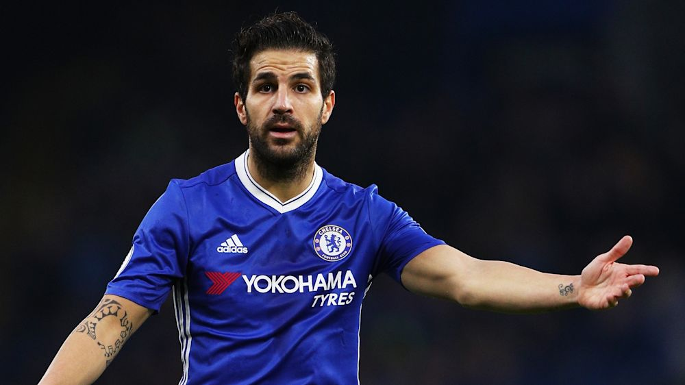 TEAM NEWS: Fabregas in for Chelsea as Kante fails to shake off knock