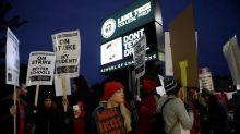 The Latest: Chicago mayor says union lacks 'urgency'