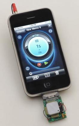 NASA turns iPhone into chemical sensor, can an App Store rejection be far away?
