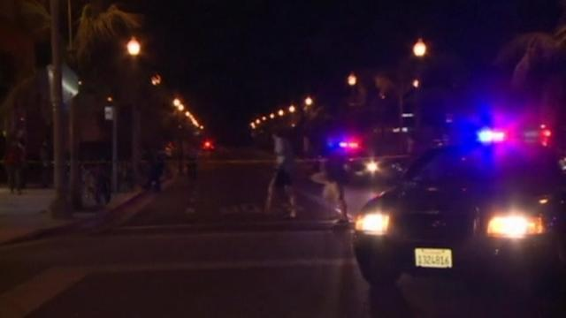 At least seven killed in California drive-by shooting