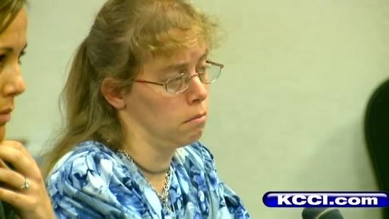 Mother sentenced in family living in mall case
