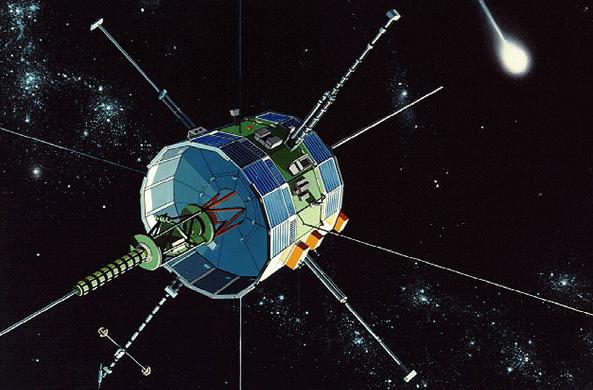 Retired NASA probe brought back to life after 27 years drifting in space