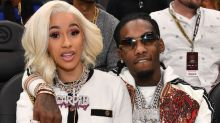 Cardi B announces split from husband Offset: 'I guess we grew out of love'
