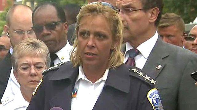 DC police chief: Two additional shooters may be at large
