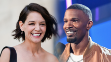 Katie Holmes and Jamie Foxx Celebrate Her 40th Birthday in NYC -- See the Pics