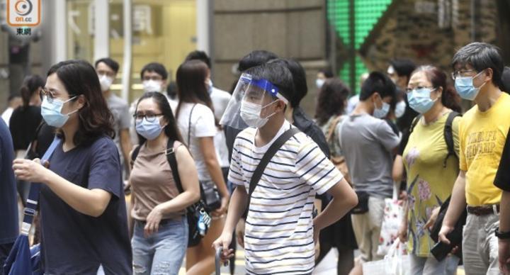 消息:本港今增47宗確診