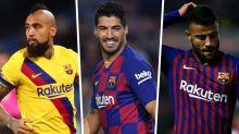 'Limpa' no Barcelona começa por Vidal - mas também depende da Inter negociar os seus