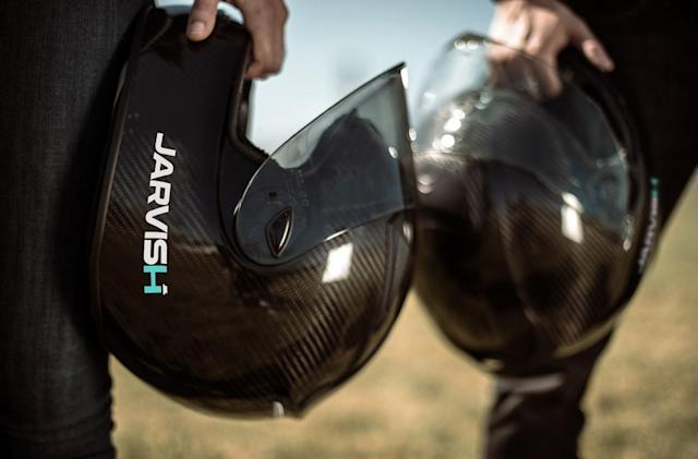 Jarvish's smart motorbike helmets hit Kickstarter with deep discounts
