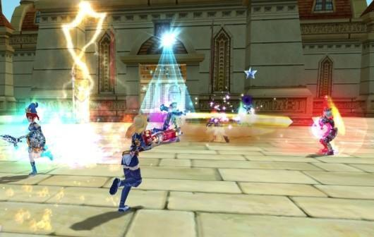 Massively Exclusive: Lucent Heart unleashes guild vs. guild