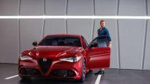 Alexander Skarsgård Stars in New Campaign for Alfa Romeo