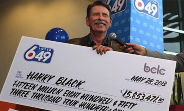 Man wins lottery twice yahoo dating - how far back is carbon dating good for