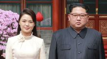 Kim Jong Un's wife is the latest fashion icon, according to China
