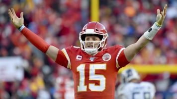 Mahomes' brilliance has roots in other sports