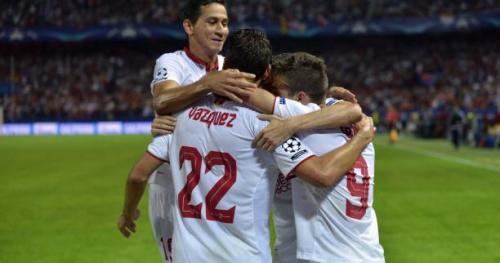 Foot - ESP - 33e j. - Pour son premier match en quatre mois, Ganso met un doublé et offre la victoire au Séville FC