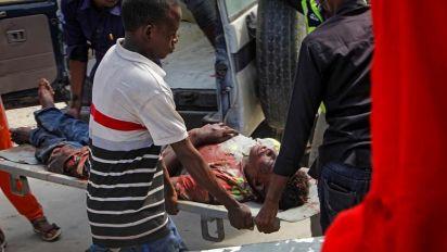 8 killed, 16 hurt as explosions rock Somalia