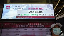 Asian shares advance after Wall St rally; gold extends gains