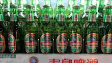 China Beer Shares Surge on Report Prices Have Been Boosted