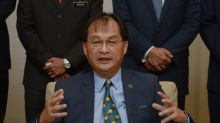Thanks for the support, Baru Bian tells Sarawak PKR division heads after reappointment