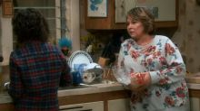 'Roseanne' drops politics for parenting