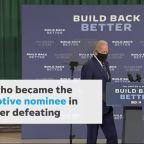Presidential nominee Joe Biden picks Kamala Harris as his VP running mate