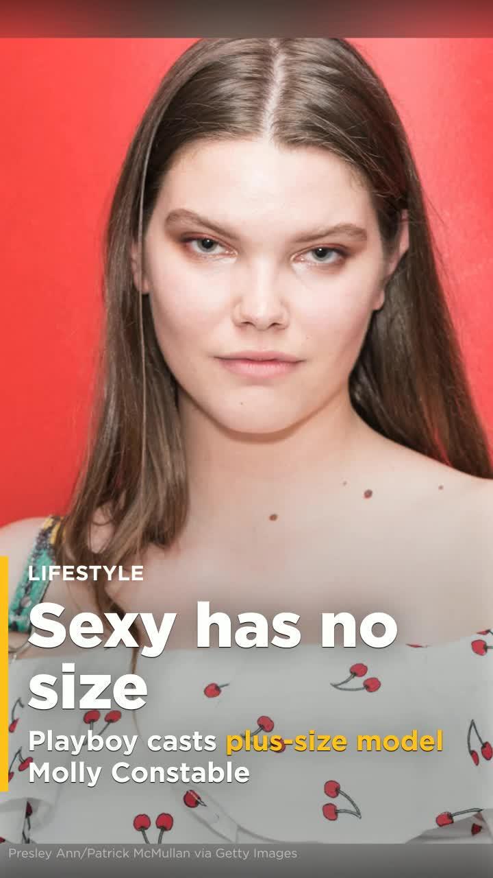 Playboy Plus Size Models