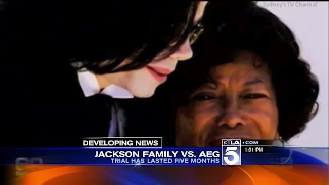 Testimony to Resume in Jackson Wrongful Death Trial