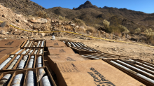 Kingman Completes Hole MH-01 @ 225 ft in Rosebud Mine Area Intersecting 2 Mineralized Veins