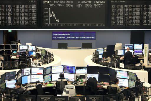 d10d81f085 (askanews) - Borse europee positive in apertura. All'avvio delle  negoziazioni Francoforte segna +0,16%, Parigi guadagna lo 0,40% mentre  Londra è in ribasso ...