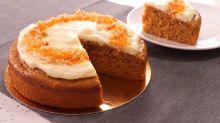 Esta es la receta de tarta de zanahoria que triunfa en YouTube (y es muy fácil de hacer)
