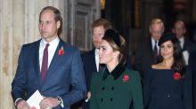 How Meghan and Harry's PDA might be rubbing off on Will and Kate