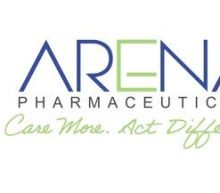Arena Pharmaceuticals to Present at the Evercore ISI HealthCONx Conference on December 1