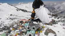 El Monte Everest ya es el mayor vertedero del mundo