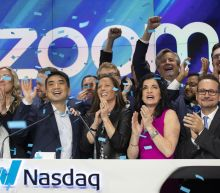 Breaking: Zoom Begins Trading