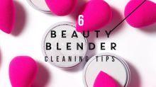 不要令你的底妝神器變細菌溫牀:6 個簡易方法,輕鬆清潔你的 Beauty Blender!