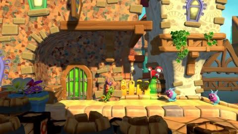 Nintendo Download: Yooka-Laylee Returns!